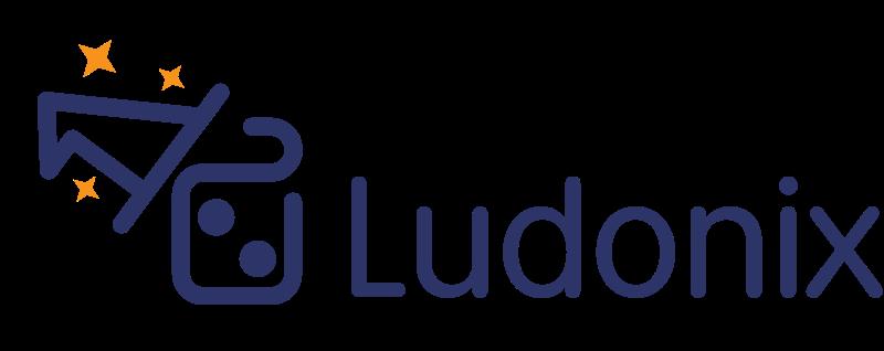 Logo Ludonix Onlineshop für Brettspiele